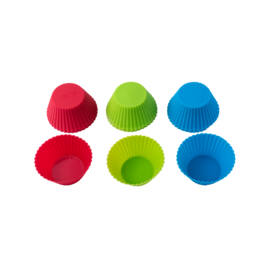 Szilikon muffin/kosárka forma (12 db)