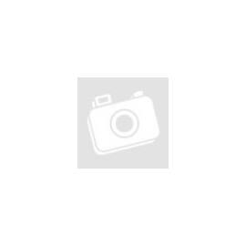 Fém kekszes doboz 15x15x7 cm, Párizs