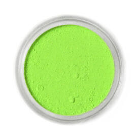 Fractal porfesték 1,5 g - élénk zöld (lime)